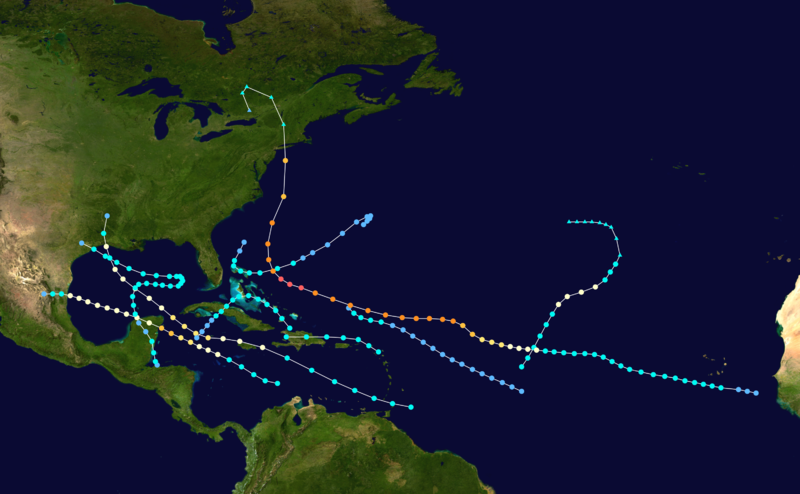 File:1938 Atlantic hurricane season summary map.png