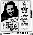 1943 - Earle Theater Ad - 24 Dec MC - Allentown PA.jpg