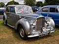 1948 Bentley Mark VI 4257cc at Hatfield Heath Festival 2017.jpg