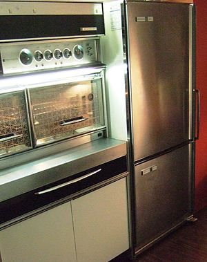 1963 Frigidaire Imperial Frost Proof bottom fr...
