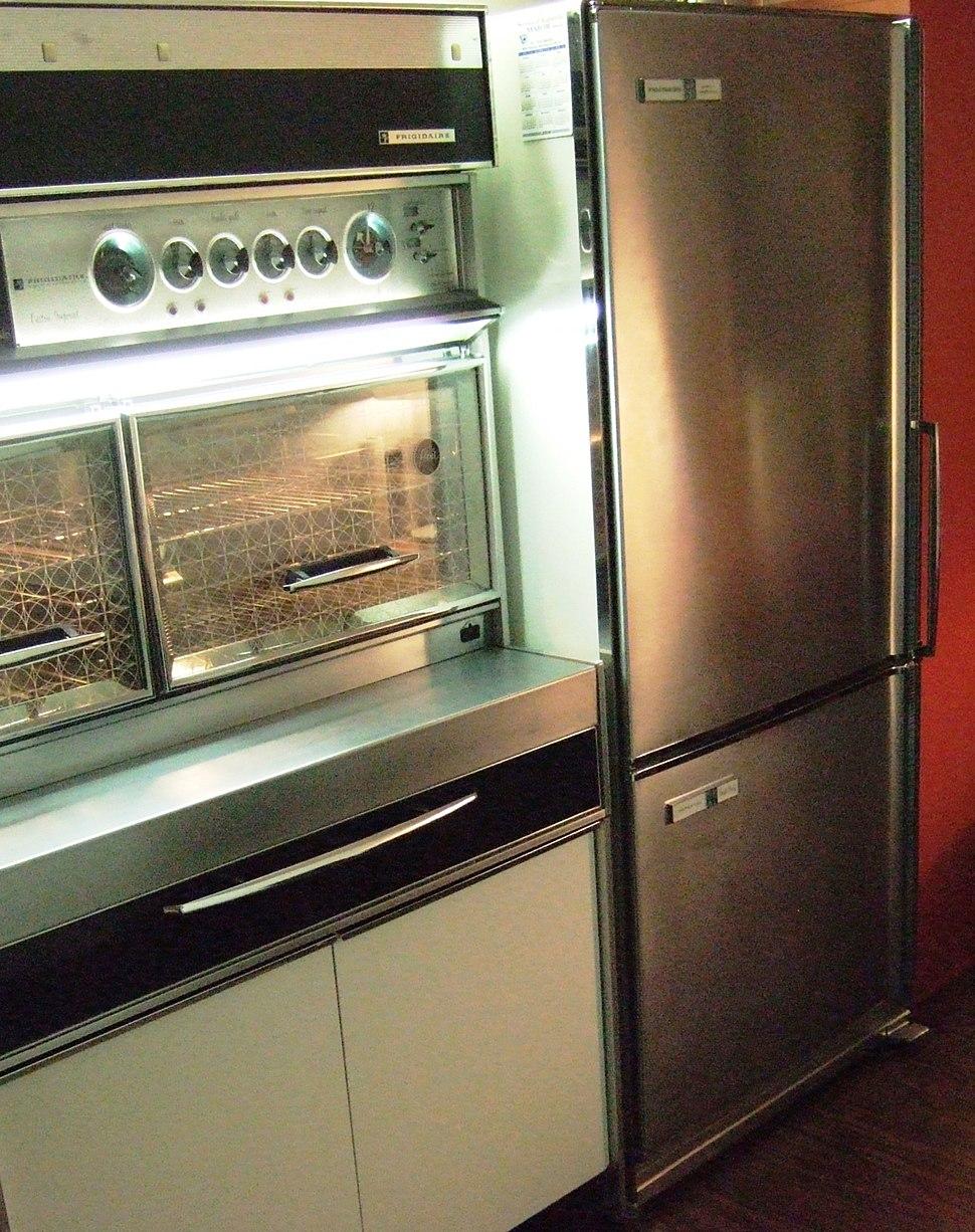 1963 Frigidaire Imperial refrigerator
