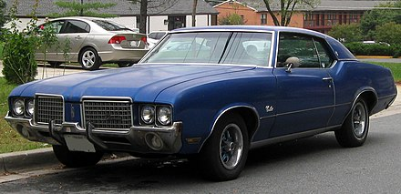 Oldsmobile Cutlass - Wikiwand