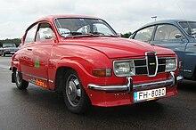 1975 Saab 96
