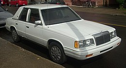 1985-88 Chrysler LeBaron Sedan.JPG