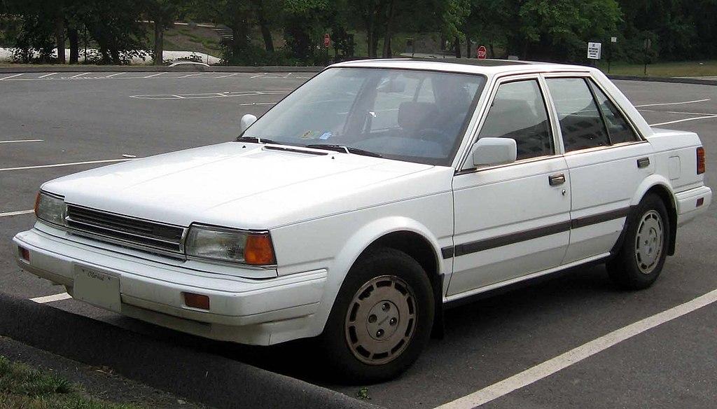 Nissan Stanza 1987 - Fotos de coches - Zcoches
