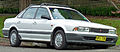1991-1994 Mitsubishi Magna (TR) Executive sedan (2011-04-02) 01.jpg