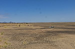 Nataruk - The site of Nataruk taken during excavations