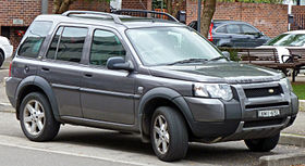Accessoires Terrafirma pour 4x4 Land Rover Defender, Discovery, Freelander et