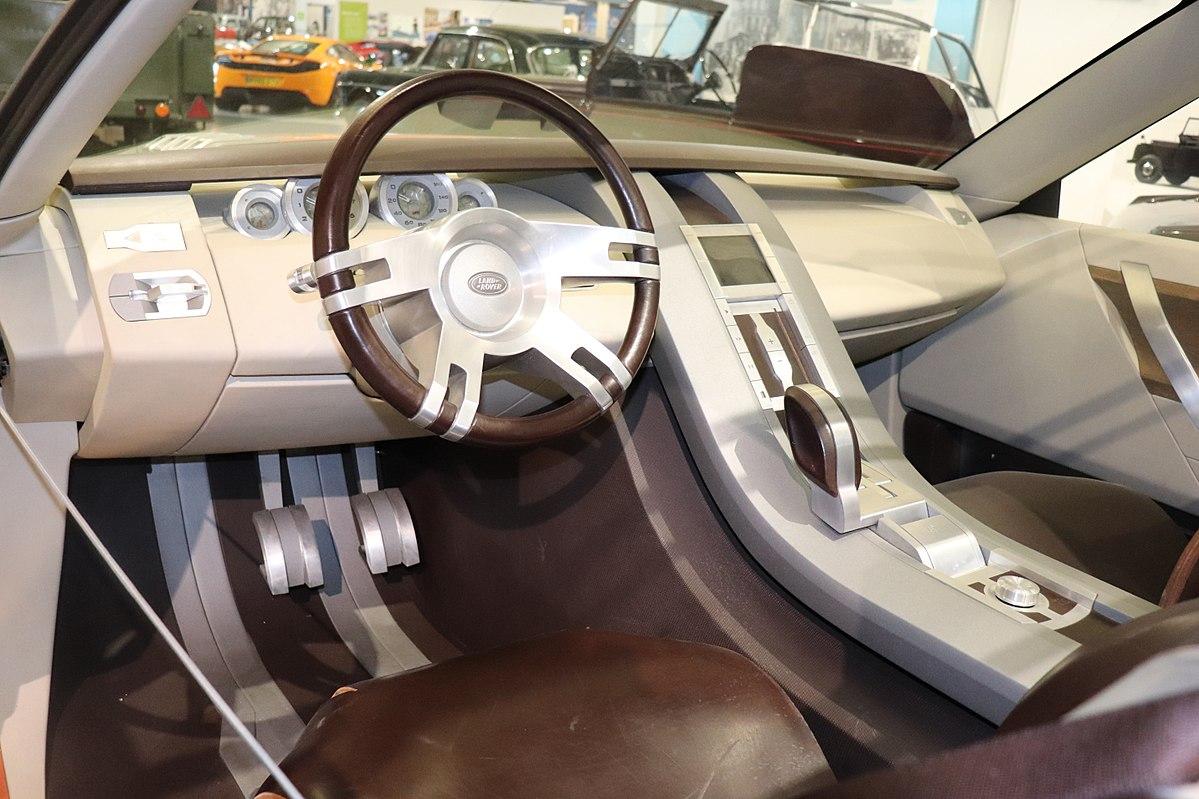 File 2004 Land Rover Range Stormer Concept 4 2 Interior Jpg