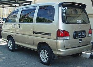 Daihatsu Zebra Espass Wikipedia Bahasa Indonesia Ensiklopedia Bebas