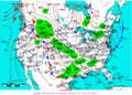 2006-03-19 Surface Weather Map NOAA.png