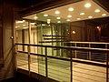 2006-10-12 EYC-Budapest entrance at night.jpg