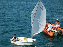 Dinghy sailing - Wikipedia