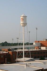 2008-07-23 Lucky Strike tower in Durham.jpg