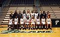 2009-10 Tulane Green Wave women's basketball team photo.jpg