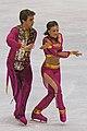 2009 JGP Lake Placid ice-dance Hurtado-Diaz01.jpg