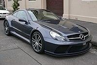 MercedesBenz SLClass R230  Wikipedia