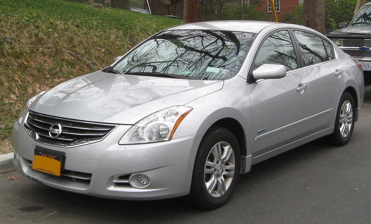 Nissan Hybrid Cars For Sale