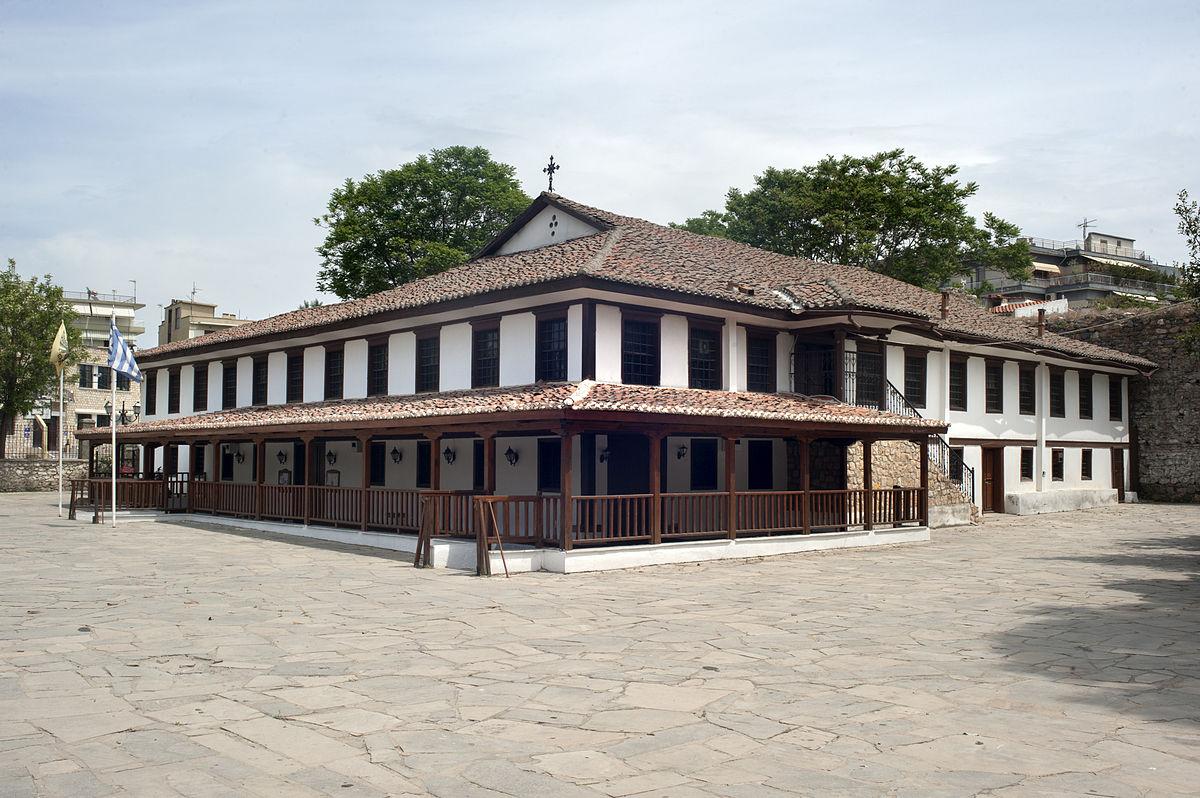 Ναός Κοιμήσεως της Παναγίας (Κομοτηνή) - Βικιπαίδεια