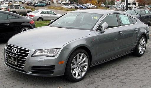 2012 Audi A7 -- 11-10-2011