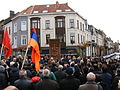 2012 Brussels commemoration of the Armenian Genocide.JPG