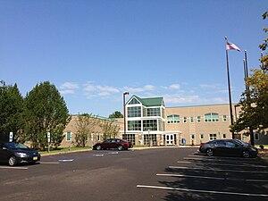 Ewing Township, New Jersey - Ewing Township Municipal Building