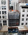 2013 23 East 22nd Street entrance to One Madison under construction.jpg