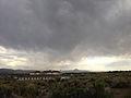 2014-07-03 17 41 53 Thunderstorms producing virga in Elko, Nevada.JPG