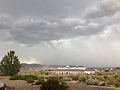 2014-07-20 14 58 15 Blowing dust along the outflow boundary of a thunderstorm in Elko, Nevada.JPG