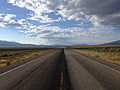 2014-08-09 17 53 32 View west along U.S. Routes 6 and 50 and north along U.S. Route 93 about 52.5 miles east of the Nye County line in White Pine County, Nevada.JPG
