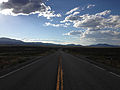 2014-08-09 18 00 46 View west along U.S. Routes 6 and 50 and north along U.S. Route 93 about 44.5 miles east of the Nye County line in White Pine County, Nevada.JPG