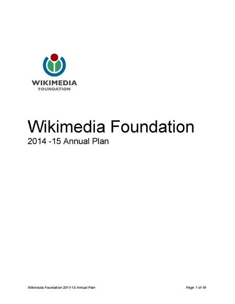 File:2014-15 Wikimedia Foundation Plan.pdf