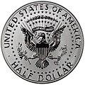 2014-W 50th anniversary Kennedy half dollar reverse proof reverse.jpg