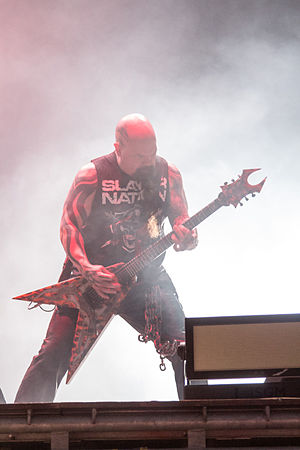 Kerry King - King at Nova Rock 2014