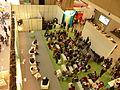 2014TIBE Day6 Hall1 Theme Square Talk Show - Strolling through the Artsphere 20140210d.jpg