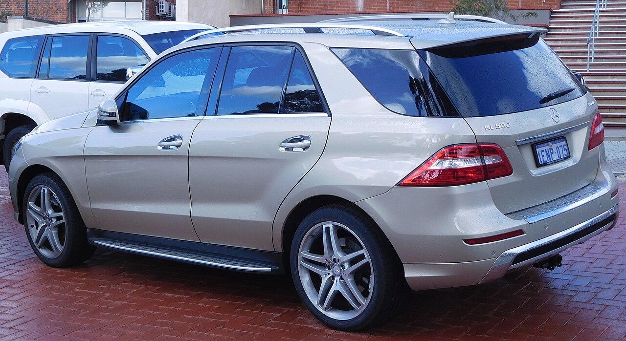 All Types mercedes ml 2016 : File:2014 Mercedes-Benz ML 500 (W 166) wagon (2016-05-07).jpg ...