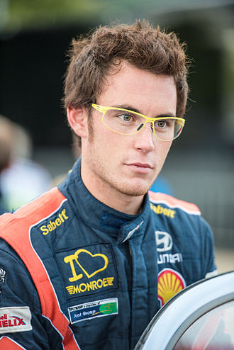 Thierry Neuville - Thierry Neuville, 2014