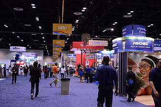 Society for Human Resource Management - Image: 2014 SHRM Annual Conference and Exposition