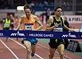 2015 Millrose Games - Wanamaker Mile - Armory - Willis, Centrowitz (15929087494).jpg
