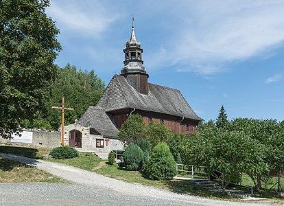 Church of the Assumption in Nowa Bystrzyca