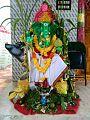 2015 Pathuru kolakaleti vari devara temple ganesh in chinalingala.jpg