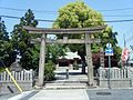 2016 0505 Omononushi Shrine Torii.jpg