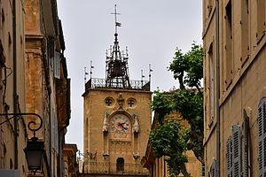 2016 Aix-en-Provence - Hôtel de ville