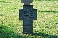 2017-09-28 GuentherZ Wien11 Zentralfriedhof Gruppe97 Soldatenfriedhof Wien (Zweiter Weltkrieg) (027).jpg