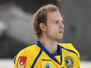 Calle Rosén Swedish ice hockey defenceman