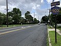 2018-07-22 16 58 09 View north along Bergen County Route 503 (Kinderkamack Road) at Bergen County Route 502 (Old Hook Road) in Westwood, Bergen County, New Jersey.jpg