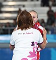 2018-10-13 Gymnastics at 2018 Summer Youth Olympics – Girls' Artistic Gymnastics – Apparatus finals – Uneven bars – Victory ceremony (Martin Rulsch) 31.jpg