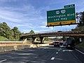 2018-10-19 15 45 11 View east along Interstate 66 (Custis Memorial Parkway) at Exit 69 (U.S. Route 29, Virginia State Route 237, Washington Boulevard, Lee Highway) in Arlington County, Virginia.jpg