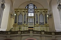 2019 Interior of the Cathedral of Saints Peter and Paul in Brno 03.jpg