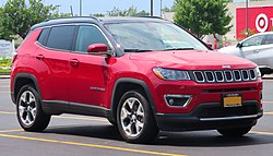 Jeep Compass (seit 2016)